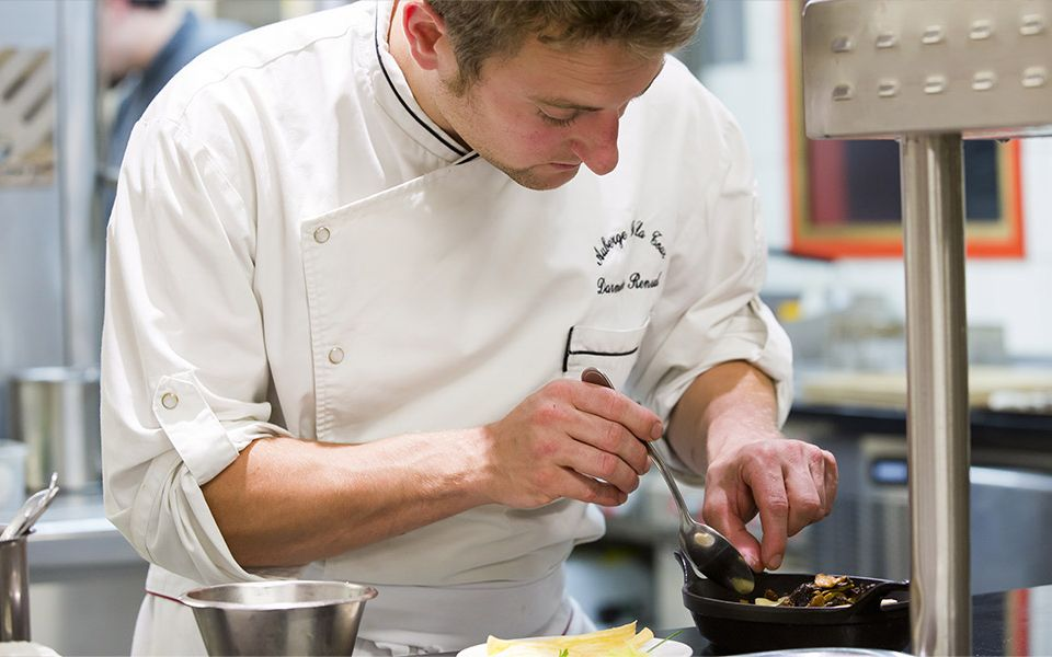Chef Renaud Darmanin
